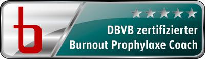 DBVB zertifizierter Burnout Prophylaxe Coach