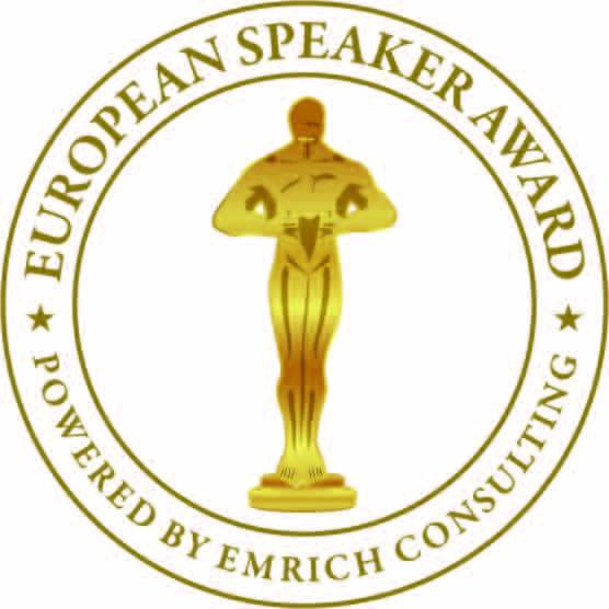 European Speaker Award - Siegel